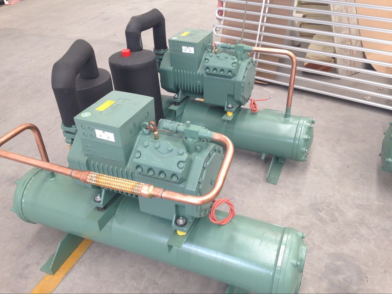 Bitzer Compressor Units